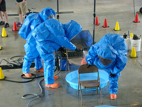 Hazardous Materials Decon