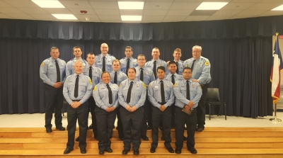 Congratulations to Our Newest Recruit Class!