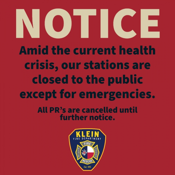 No Public Access to Stations