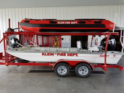New Rescue Boats